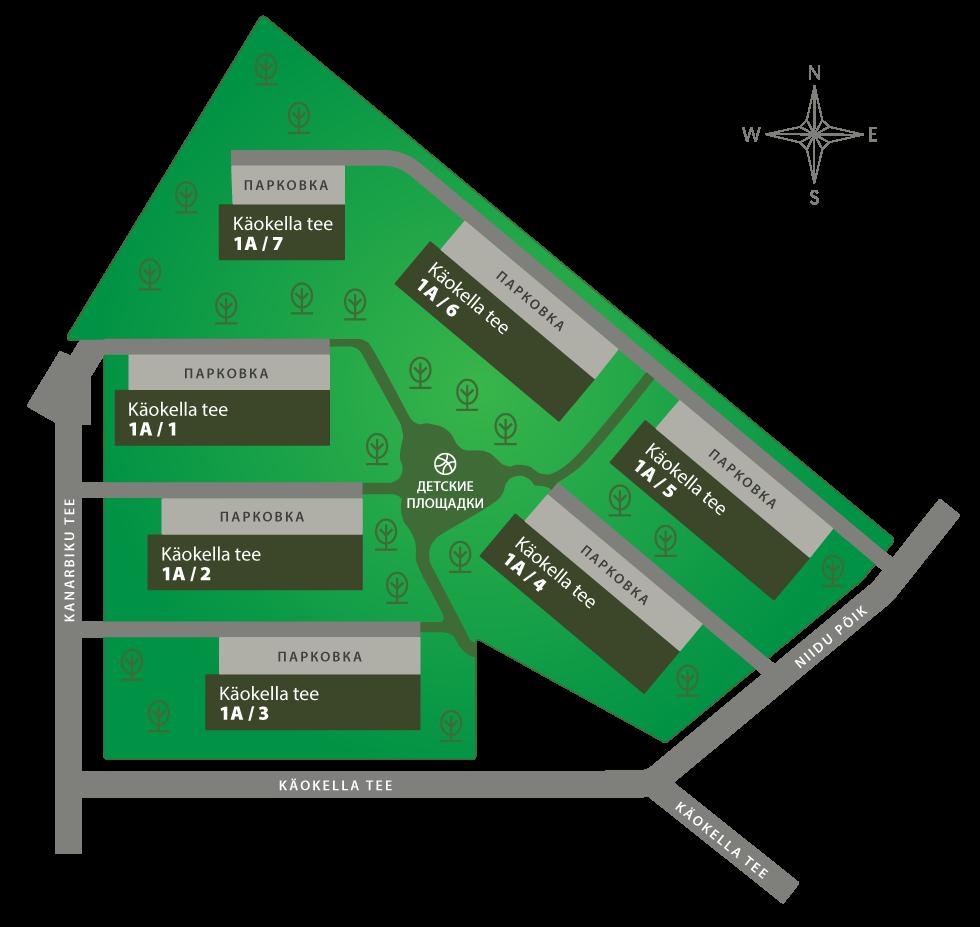 Карта местоположения